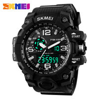 Montre Sport SKMEI Fashion Homme Multifonctions Led Etanche 30M Men Watch PROMO