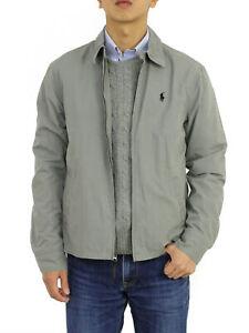 Polo Ralph Lauren Full Zip Light Jacket Coat -- 2-colors --