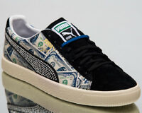 Puma x Mita Clyde New Men Sneakers Black Low Top Lifestyle Shoes 2018 364303-02