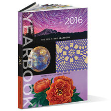 USPS New 2016 Stamp Yearbook with Collectible Stamp Packet