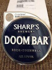 Sharps Doombar METAL Pump Clip/Badge. New Design. Lovely Item. 2X Free Beer Mats