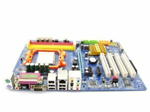 Gigabyte GA-M56S-S3 ATX Desktop PC Computer Motherboard AMD Socket/Socket AM2