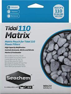 Seachem Tidal 110 Matrix Pouch High Capacity Biofiltration Marine & Freshwater