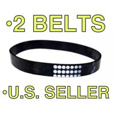 🌟(Qty 2 Belts) Genuine Eureka Style U Vacuum Belt Genuine Part# 54312