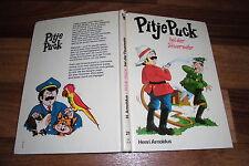 PITJE PUCK  # 21 -- bei der FEUERWEHR // von Henri Arnoldus 1981