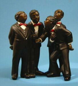 ALL THAT JAZZ Singers, quartet / Gesangsgruppe 3185 Höhe ca. 17 cm