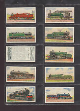 Railway/Trains Original Collectable Will's Cigarette Cards