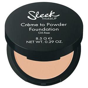 Sleek MakeUP Creme to Powder Foundation C2P02