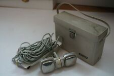 Grundig / Sennheiser Vintage Stereo Mikrofon GDSM 202 (?) mit Tasche Din 3 Pol