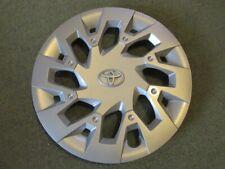 "1X Genuine TOYOTA Aygo Yaris 15"" Wheel Trim Cover Hub Cap, Part No: 42602-0H160"