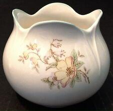 Vintage Sadler England China Floral Scallop Edge Sugar Bowl