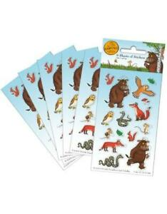GRUFFALO Party Stickers (6 Sheets) - Loot Bag Fillers