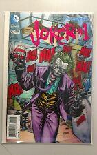 Batman #23.1 A 3D Lenticular Cover 1st Print DC Joker 1