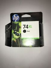 HP Genuine Black 74XL Ink Cartridge High Capacity / Yield ( Expired 2012 )