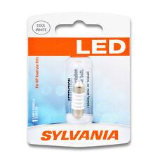 Sylvania SYLED Dome Light Bulb for Subaru DL Justy Crosstrek Legacy SVX XT et