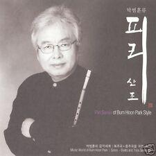 Musique du Monde Traditionnelle Asie Ambiance Zen Corée Piri Hautbois Bum-Hoon