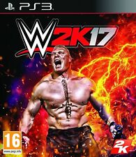 WWE 2K17 (PS3) MINT - Same Day Dispatch* via Super Fast Delivery