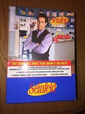 Brand New & Sealed - Seinfeld - Giftset (DVD, 2004, 8-Disc Set, ting) 40 Episode