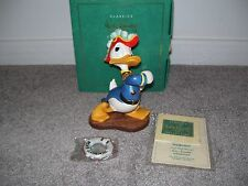 Disney 1994 Collectors Society Members Only Sculpture Sea Scouts New W/ COA