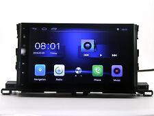 3G Android Car Stereo Radio GPS Navigation For Toyota Highlander 2015 2016 2017