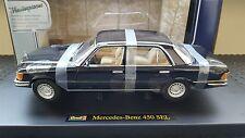 Revell Mercedes-Benz 450 SEL 6,9 W116 1:18 Dark Blue Very Rare
