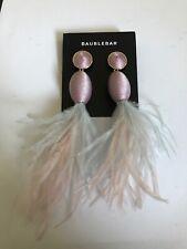 Fianna Feather Drop Earrings BAUBLEBAR