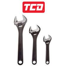 """Bahco 9031 8/"""" 200 mm clé à molette et 8224 10/"""" Large Mâchoire Waterpump Pliers Set"""