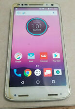 Motorola Droid Turbo 2 WHITE UNKNOWN CARRIER FOR PARTS