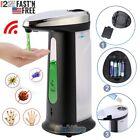 Handsfree Automatic Liquid Soap Dispenser Touchless Electric IR Sensor Dispenser photo