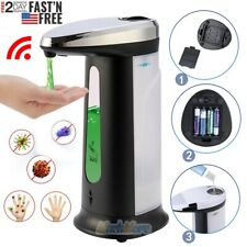 Handsfree Automatic Liquid Soap Dispenser Touchless Electric IR Sensor Dispenser