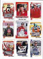 ^2007 Traks HOLOFOIL PARALLEL #H37 Aric Almirola ROOKIE CARD BV$15! #34/50! RARE