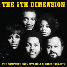 5Th Dimension Complete Soul City / Bell Singles 1966-1975 3 CD NEW sealed