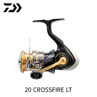 DAIWA CROSSFIRE LT 3+1 BB Spinning Reel- Bass, Panfish, and Trout Fishing Reel