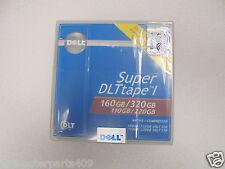 NEW Genuine Dell Super DLT Tape1 160/320GB SDLT 220 320 160GB/320GB 9W085 09W085