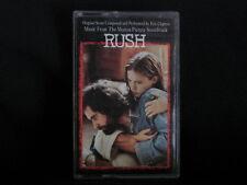 Rush. Film Soundtrack. Cassette Tape. 1992. Made In Australia. Eric Clapton