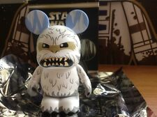 "vinylmation mickey 3"" star wars series 4 wampa chaser rare new with box and foil"