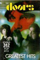 The Doors .. Greatest Hits .. Import Cassette Tape