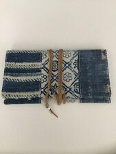 NEW TOTeM Handmade OOAK Clutch Handbag Pouch