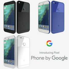 Google Pixel XL Smartphone 128GB Verizon GSM AT&T T-Mobile Sprint Unlocked LTE