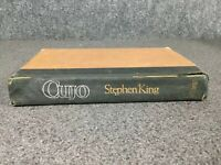 Cujo by Stephen King (1981, Hardcover) F3A