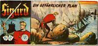 SIGURD Nr. 221 -Ein Gefährlicher Plan - Org. Walter Lehning Piccolo (1953-60)