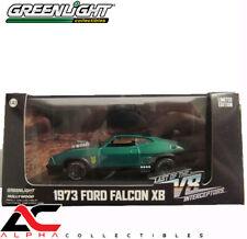 CHASE GREENLIGHT 86522 1:43 1973 FORD FALCON XB THE LAST INTERCEPTOR W/CASE