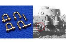 RB Model 07786156 1/35 Shackles for Tiger / Tiger II 4pcs