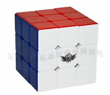 New Cyclone Boys 3x3x3 Simplified Version Colorful Rubik's Cube  Stickerless