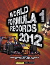World Formula 1 Records Book 2012,Bruce Jones