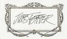 Jules Feiffer - Signature(S)
