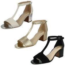 Clarks Buckle Regular Shoes for Women