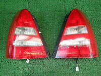 JDM 2004 Subaru Forester SG5 SG9 STI Tail Lights Taillights Lamps Set OEM