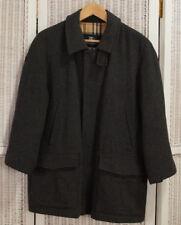 """BURBERRY VINTAGE manteau 46"""" tour de poitrine Outdoor d'extérieur Sportif Veste Femme Unisexe"""