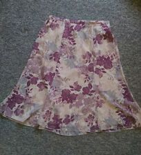 Millers Falls Company Mid-Calf Floral Skirts for Women